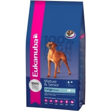 Eukanuba Mature & Senior Large Breed 15.00 кг.